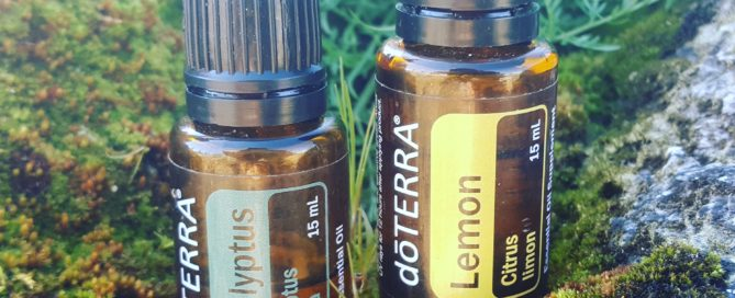Doterra Theraputic Grade Essential Oils